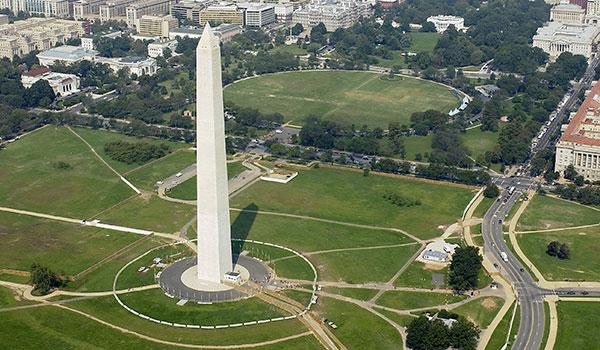 Washington Monument; Obelisk