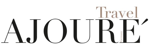 Ajoure Travel Logo Header