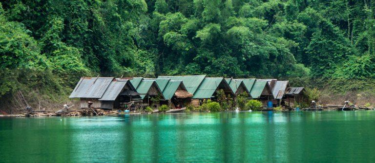 Faszination Amazonas: Das Dreiländereck