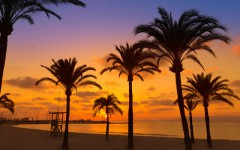 Mallorca-El-Arenal-Beach-ajoure-travel