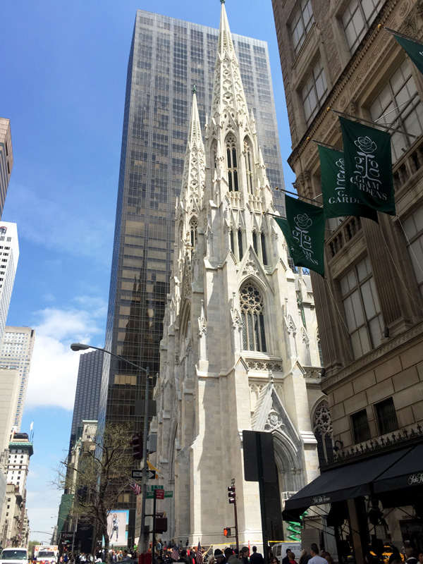 St. Patrick's Cathedral-NY-at-5th-ajoure-tavel