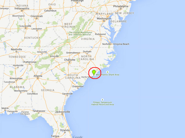 Google Where Is Oak Island Located