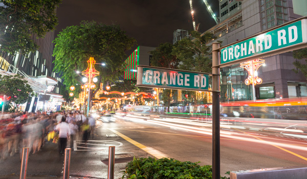 Orchard-Road-Singapore-ajoure-travel