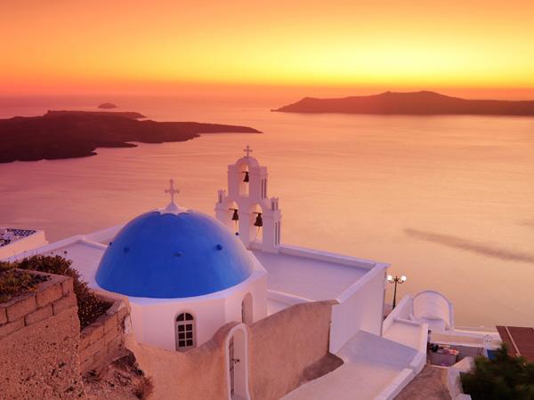 Santorini-Sonnenuntergang-ajoure-travel