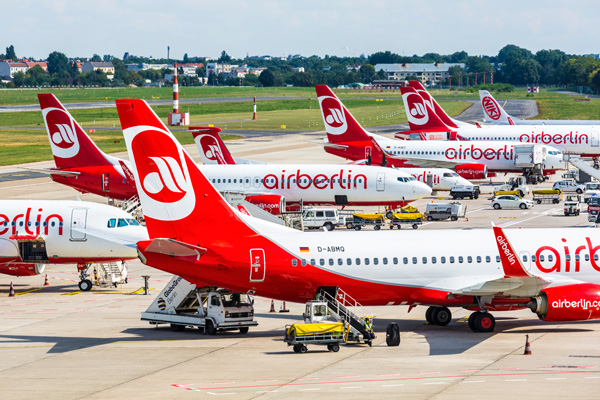 Air Berlin Gepäck Bordservice Wird Teurer Ajoure Travel