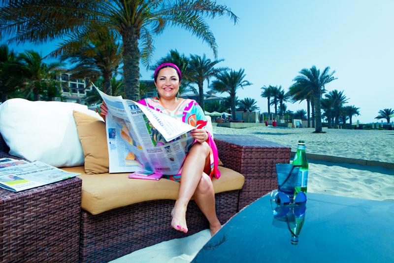 JT Touristik Jasmin Taylor