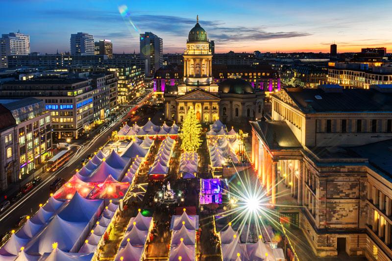 Deutschlands Schonste Weihnachtsmarkte Ajoure Travel