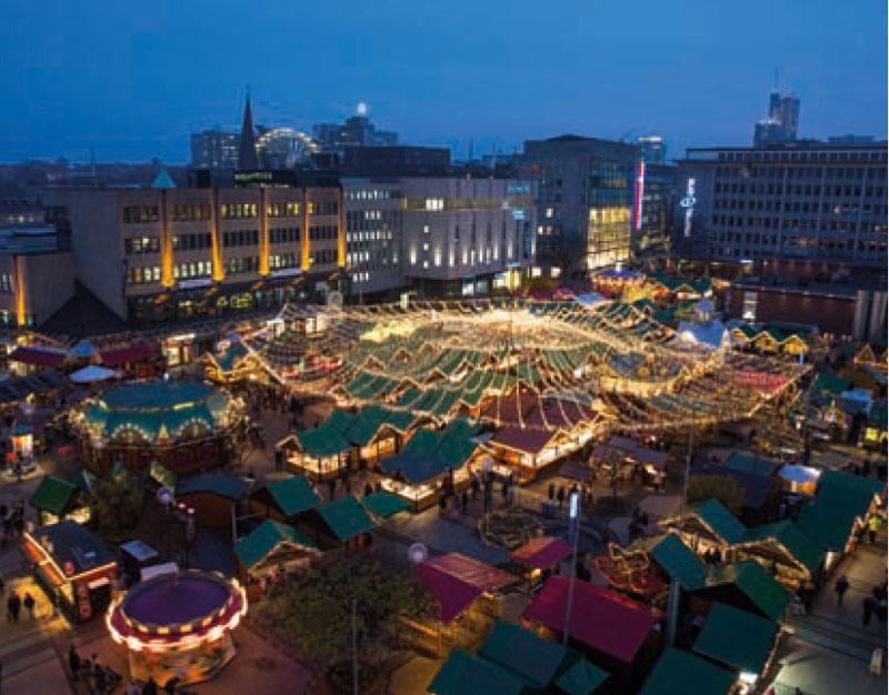 Essen Weihnachtsmarkt