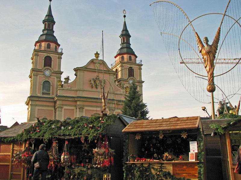 Ludwigsburg Weihnachtsmarkt
