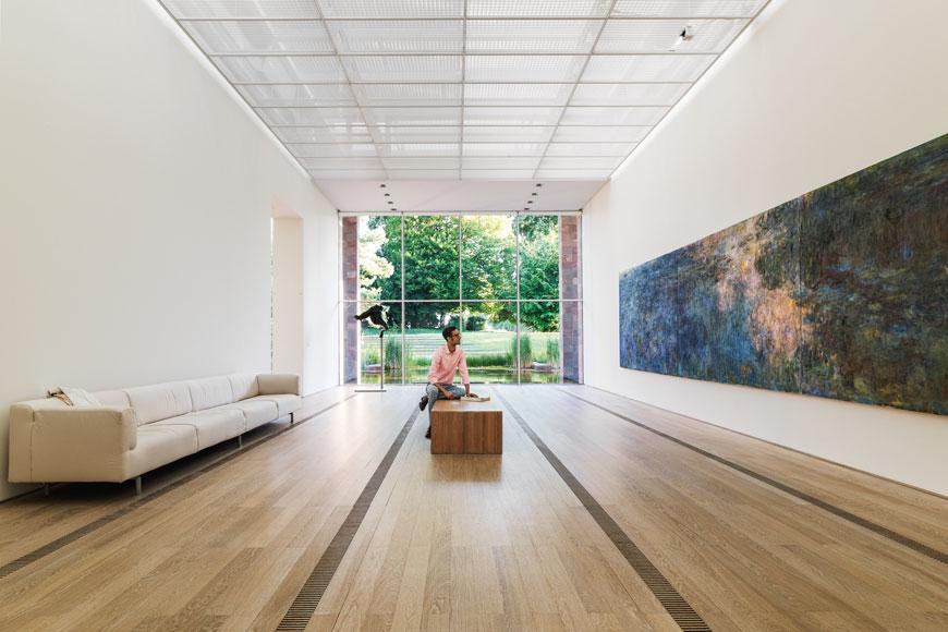 Claude Monet Ausstellung