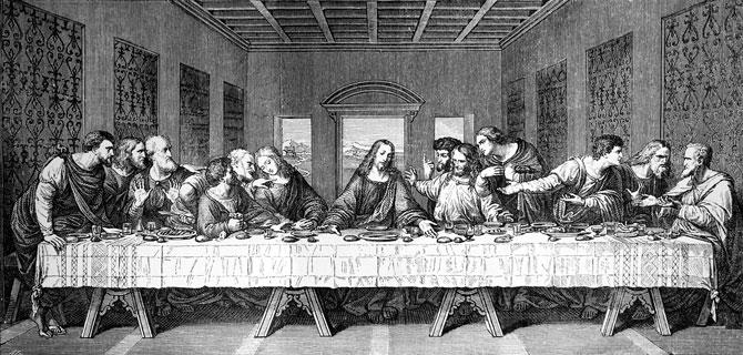 Santa Maria delle Grazie - Das letzte Abendmahl
