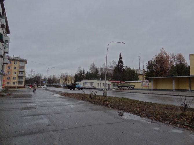 Sewersk, Russland