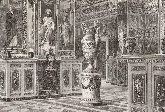 Vatikan-Bibliothek