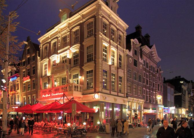 Amsterdam Nachtleben