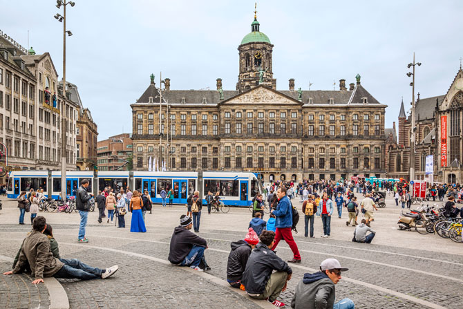 Amsterdam Sehenwürdigkeiten