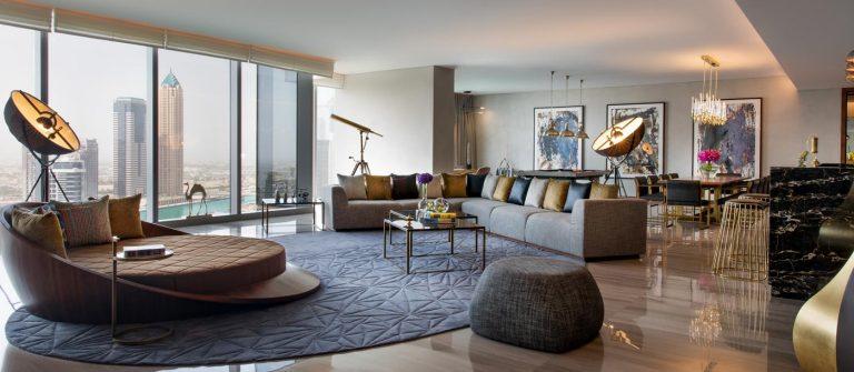 Renaissance Downtown Hotel-Eröffnung in Dubai
