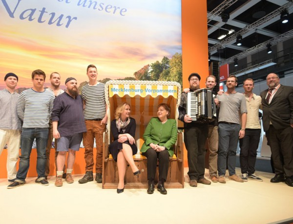 Reisen ohne Ende: Zu Besuch auf der ITB Berlin