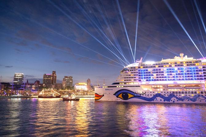 AIDA Cruises Hafengeburtstag
