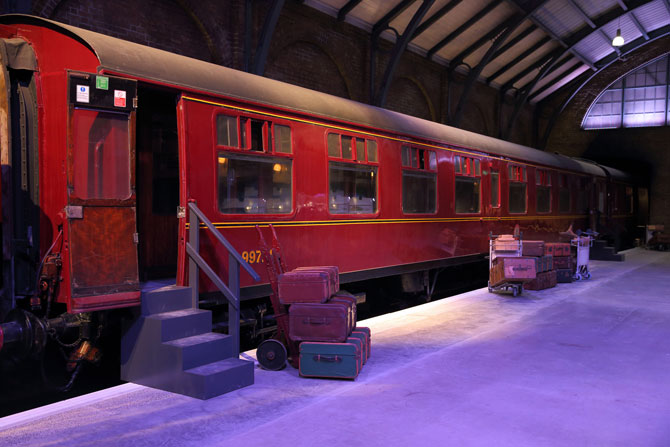 Warner Bros. Studio Tour Harry Potter