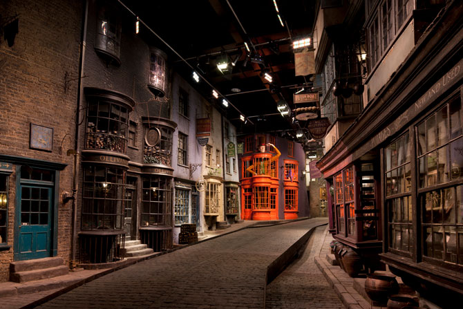 Warner Bros. Studio Tour Harry Potter