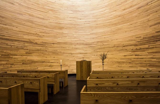 Kamppi-Kapelle der Stille