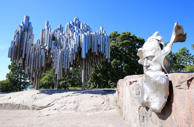 Sibelius-Denkmal