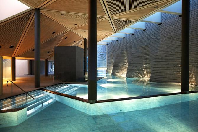 Tschuggen Grand Hotel Spa