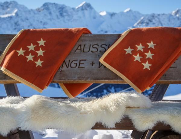 Tschuggen Grand Hotel Skigebiet Arosa