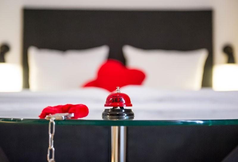 Diese Kuschel- & Erotik-Hotels sorgen für prickelndes Vergnügen