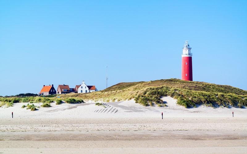 Die schönsten Luxusferienhäuser in Holland am Meer