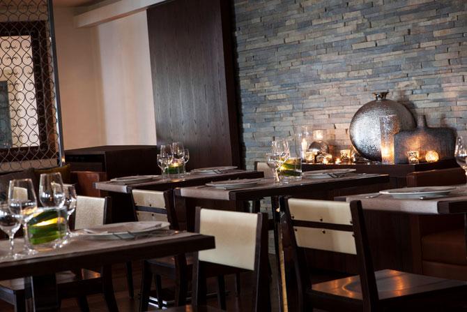 La Veranda und der Nour Lounge