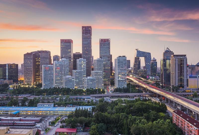 Städtetrip nach Peking