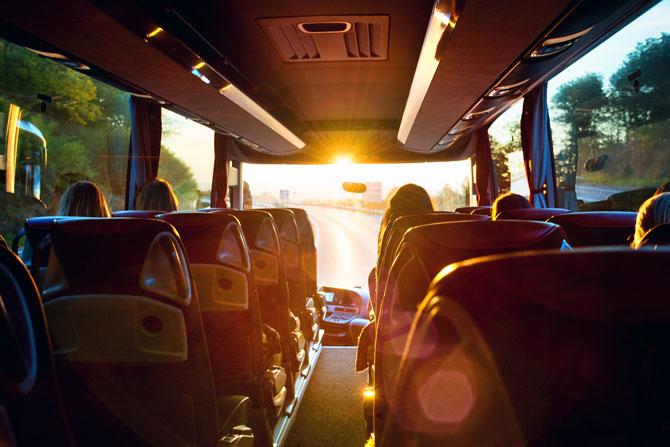 Fernbus Reisen