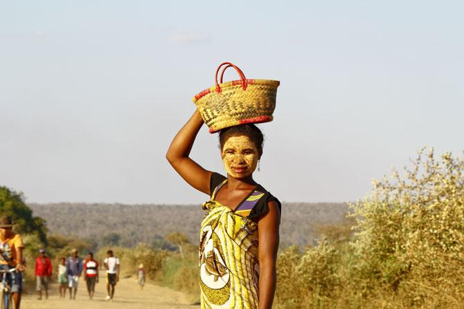 Madagaskar Bevölkerung