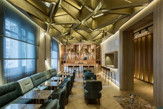 AC Lounge im AC Hotel Cuzco