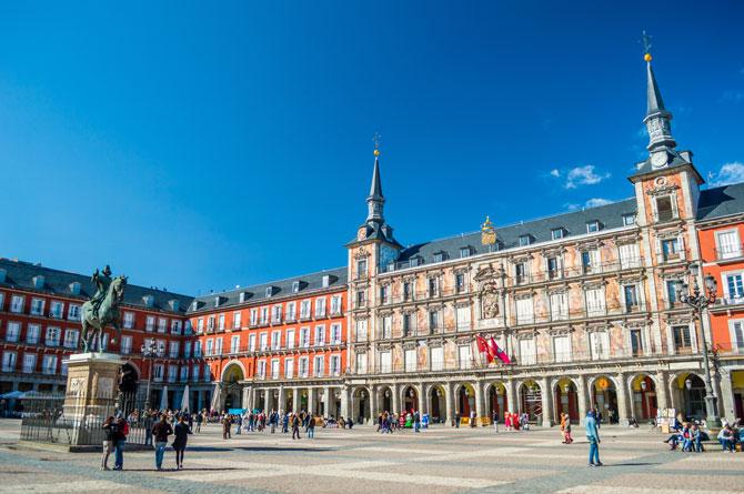 Kultur in Madrid