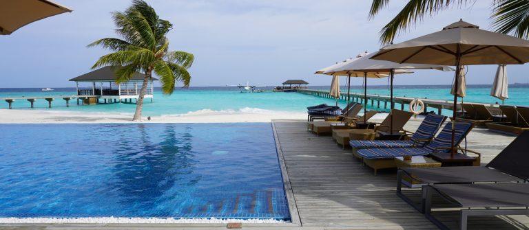 Welt aus – Paradies an: Traumziel Malediven im Robinson Club Noonu