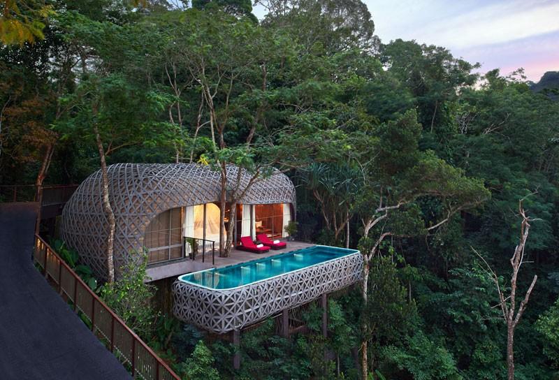 Keemala Resort in Phuket, Thailand