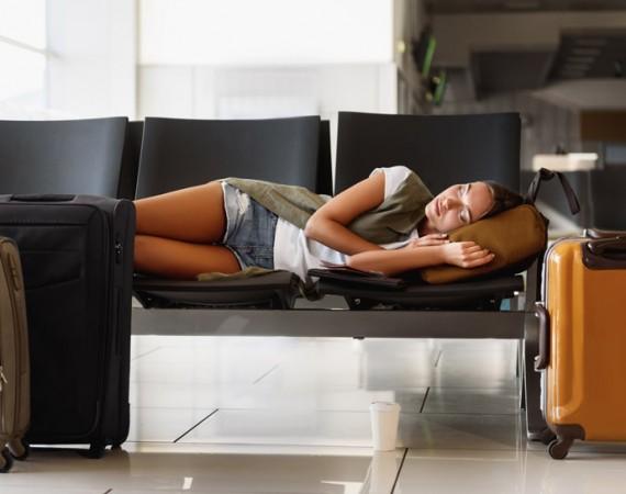 So überbückst du die Wartezeit am Flughafen beim Zwischenstopp