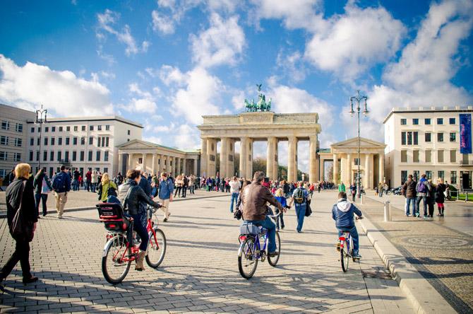 Streetart Fahrradtour