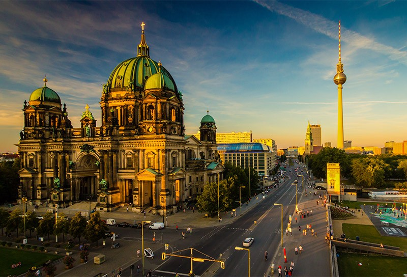 Sightseeing-Highlights in Berlin