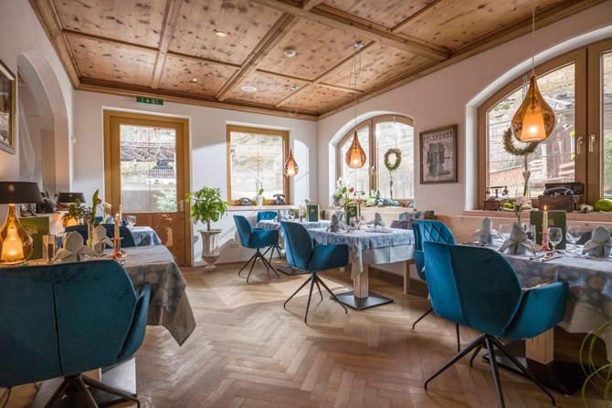 Hotel Seetal Restaurant