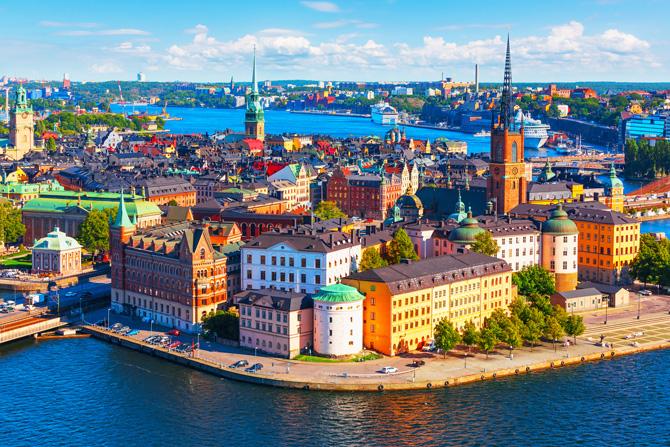 Schweden LGBT Travel