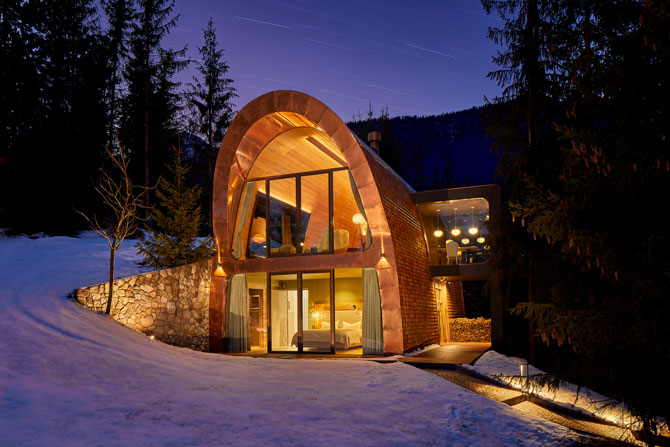 Dolomit Homes & Hotel Chalet