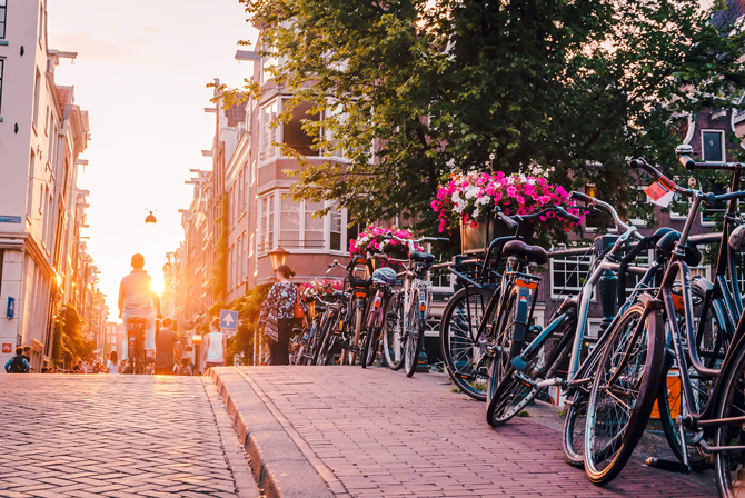 Amsterdam vegan