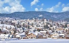 Familienwinterurlaub im Bayerischen Wald