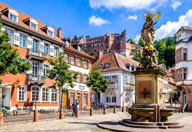 Altstadt Heidelberg