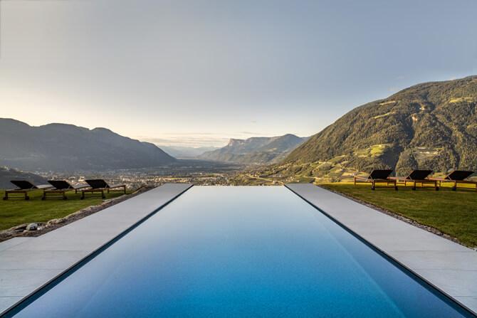 Arua Private Spa Villas Infinitypool