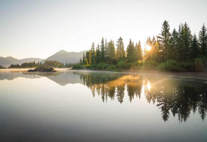Durango Mountain Lake