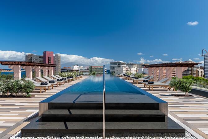 Santa Catalina a Royal Hideaway Hotel Rooftop